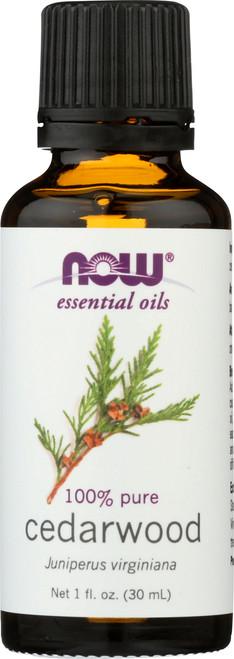 Cedarwood Oil - 1 oz.