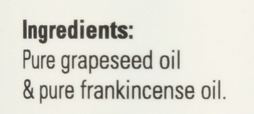 Frankincense Oil - 1 oz.