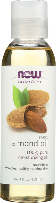 Sweet Almond Oil - 4 oz. (Edible)