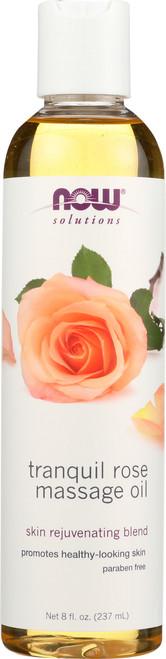 Tranquil Rose Massage Oil - 8 fl. oz.