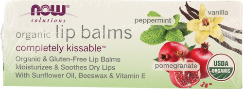 Completely Kissable 24 Assorted Lip Balms