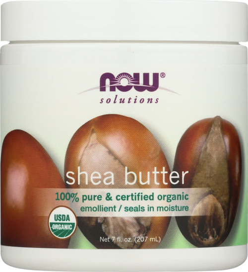 Shea Butter, Organic - 7 fl. oz.