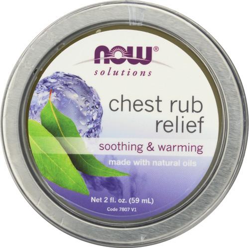 Chest Rub Relief - 2 oz.