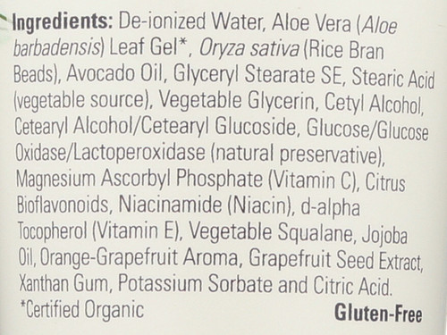 Vitamin C & Oryza Sativa Gentle Scrub - 4 fl. oz.