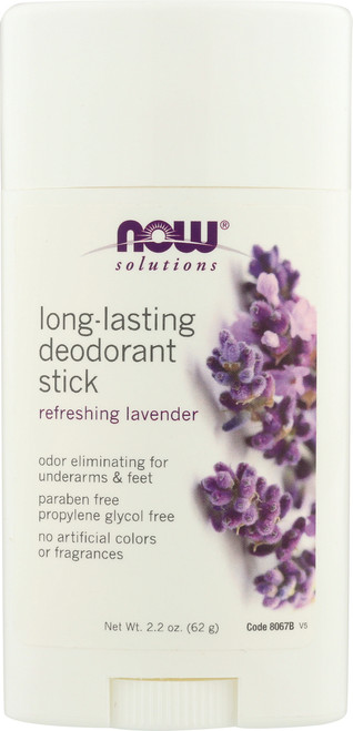 Long Lasting Deodorant Stick - 2.2 oz