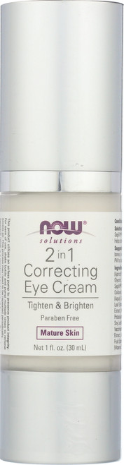 2 in 1 Correcting Eye Cream - 1 oz