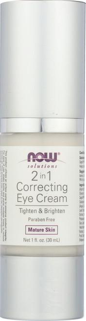 2 in 1 Correcting Eye Cream - 1 oz