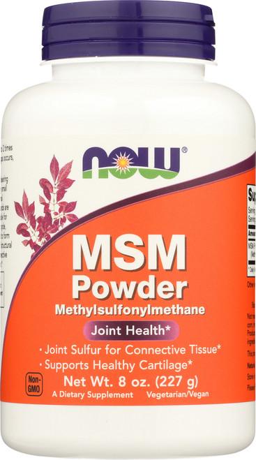 MSM Powder - 8 oz.