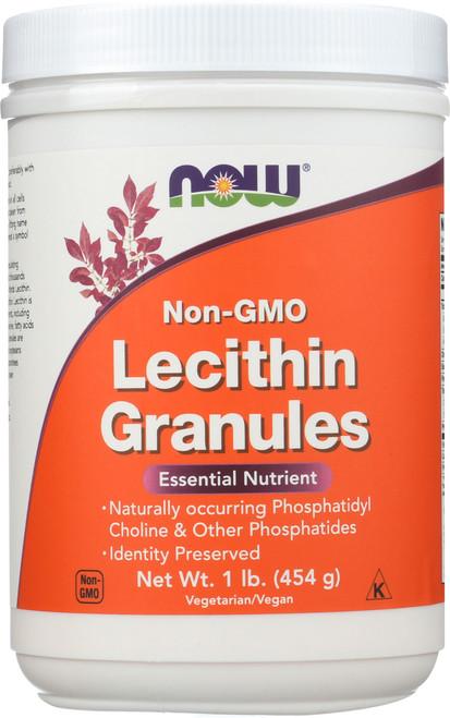 Lecithin Granules Non-GMO - 1 Lb.