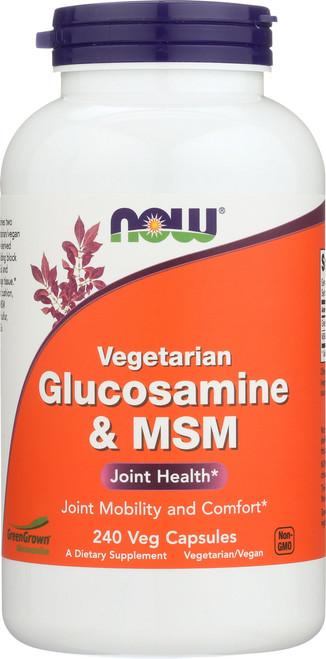 Glucosamine & MSM - 240 Vcaps®