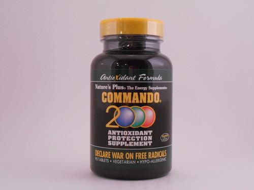 Commando 2000 90 Tablets