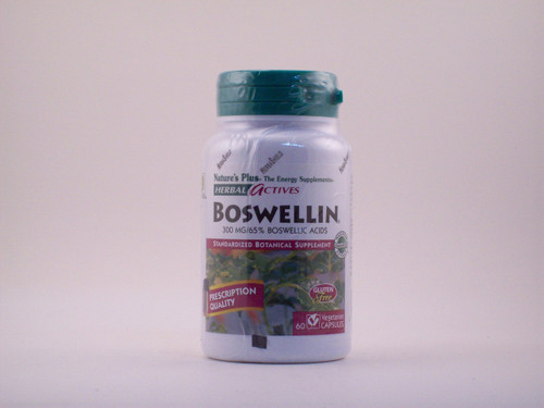 Herbal Actives Boswellin 300mg 60 VCaps