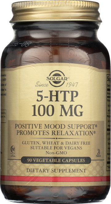 5-HTP 100mg 90 Vegetable Capsules