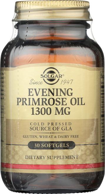Evening Primrose Oil 1300mg 30 Softgels