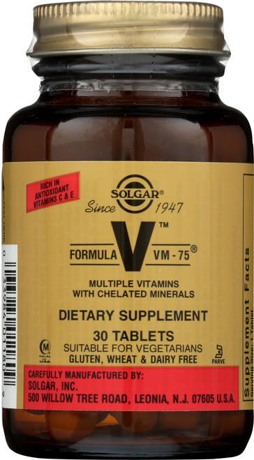 Formula VM-75 30 Tablets