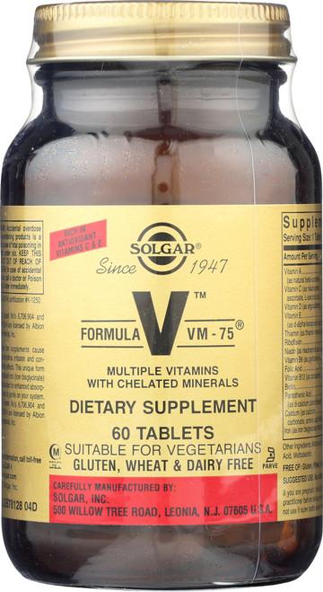 Formula VM-75 60 Tablets