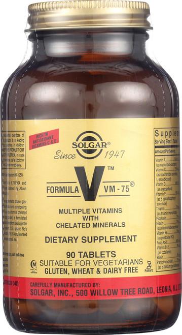 Formula VM-75 90 Tablets