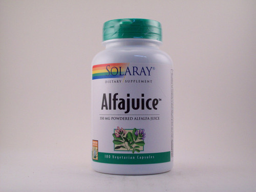 Alfajuice 180 Vegetarian Capsules