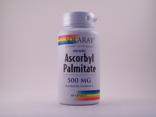 Ascorbyl Palmitate 60 Capsules