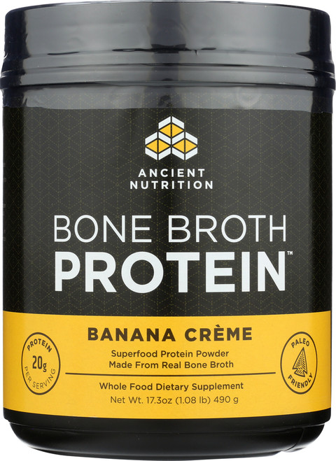 BONE BROTH PROTEIN™ - BANANA CRÈME