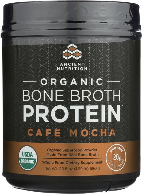ORGANIC BONE BROTH PROTEIN - CAFÈ MOCHA