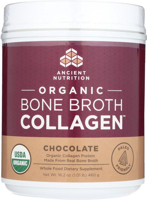ORGANIC BONE BROTH COLLAGEN - CHOCOLATE