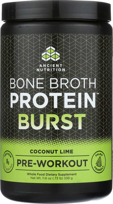 BONE BROTH PROTEIN BURST - COCONUT LIME