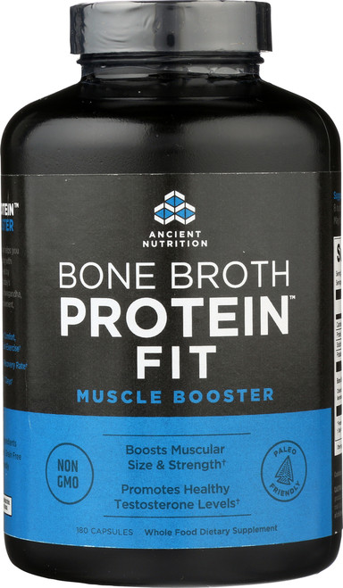 BONE BROTH PROTEIN FIT - MUSCLE BOOSTER