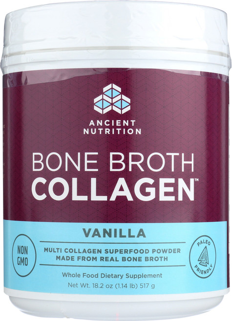 BONE BROTH COLLAGEN™ - VANILLA
