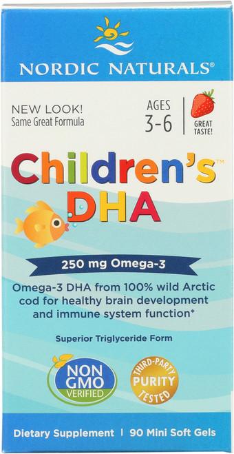 Nordic Naturals CHILDREN'S™ DHA