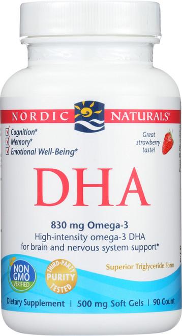 Nordic Naturals DHA