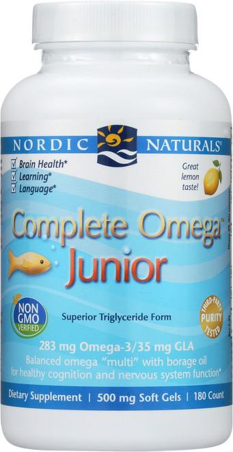 Nordic Naturals COMPLETE™ OMEGA JR.