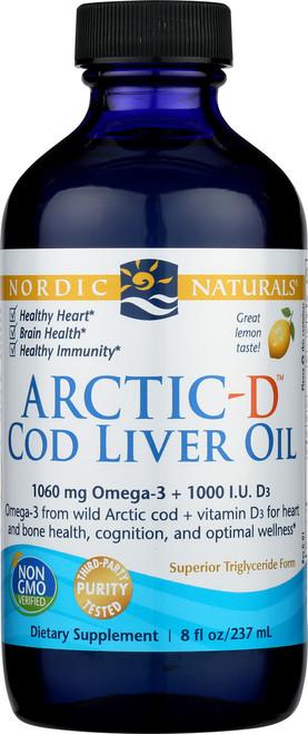 Nordic Naturals COD LIVER OIL