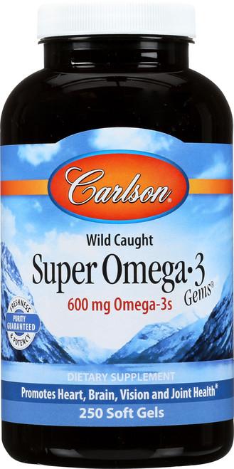 Fish Oil - Super Omega-3 Gems® - 300 Soft Gels