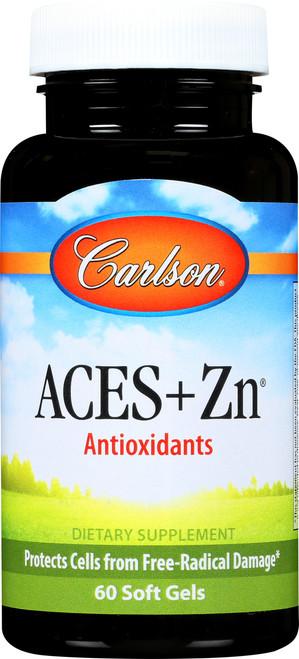 Antioxidants - Aces + Zn® - 120 Soft Gel