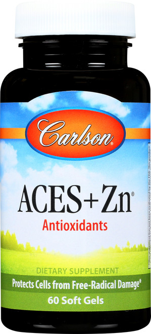 Antioxidants - Aces + Zn® - 120 Soft Gel