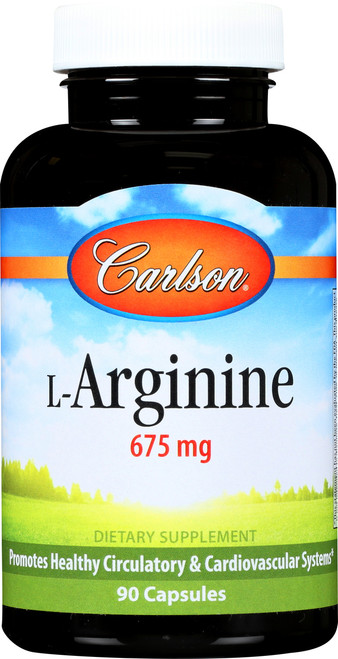 Amino Acid - L-Arginine Powder - 3.53 Ounce