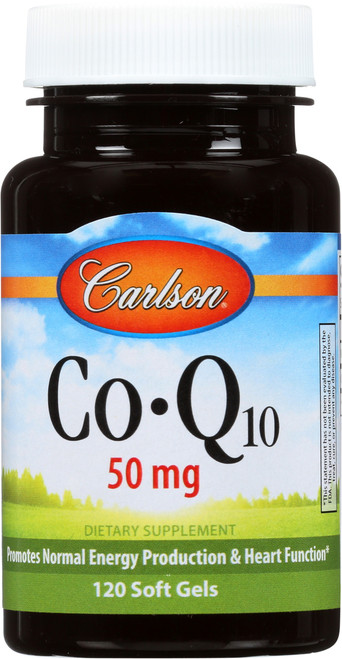 Co - Q10 - 50 Mg - 60 Soft Gel