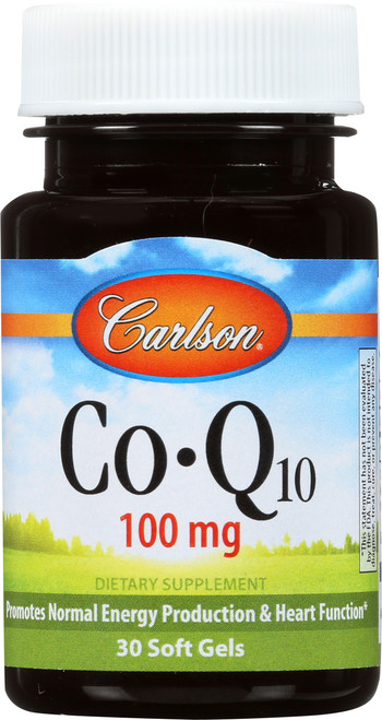 Co - Q10 - 100 Mg - 90 Soft Gel