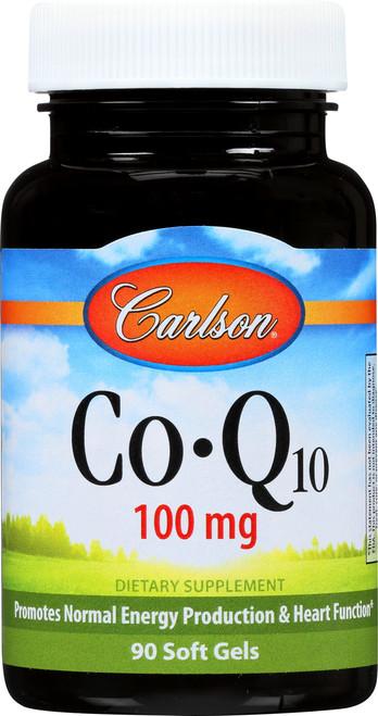 Co - Q10 - 100 Mg - 60 Soft Gels