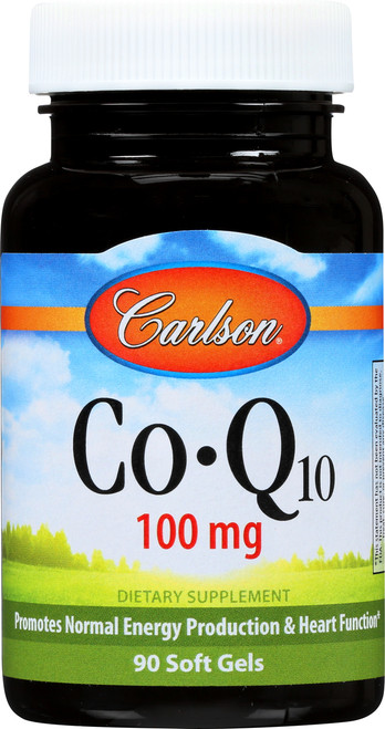 Co - Q10 - 100 Mg - 60 Soft Gels