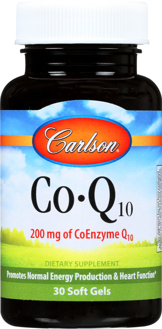 Co - Q10 - 200 Mg - 90 Soft Gel