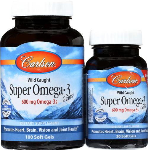 Fish Oil - Gems® 60 + 20 - 60 Soft Gels