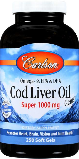 Cod Liver Oil -  - 100 Soft Gel