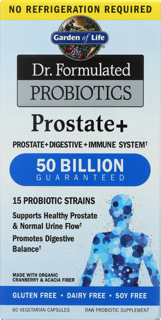 Dr. Form Prostate Non-Refrigerated 60 Count