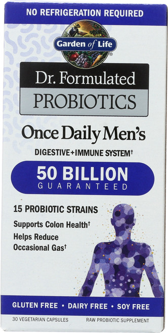 Dr. Formulated Once Daily Men's 30 Capsules