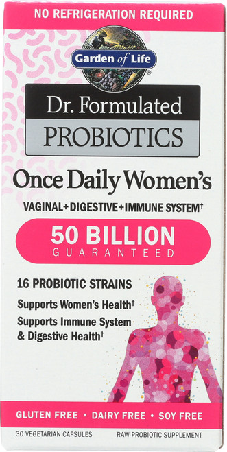 Dr. Formulated Once Daily Women's 30 Capsules