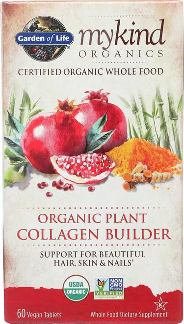mykind Plant Collagen Builder 60 Tablets