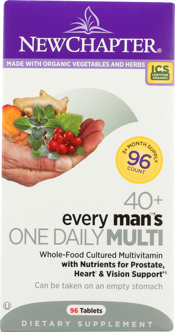 Every Man One Daily Multi 40 Plus  96