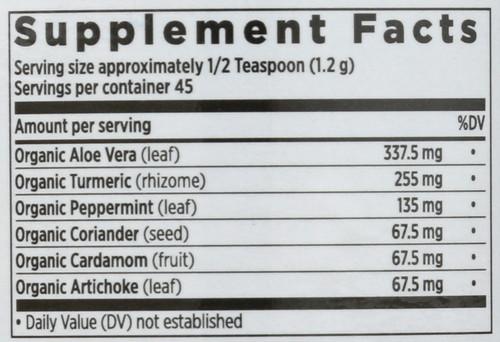 Fermented Aloe Booster Powder  1.9 Oz
